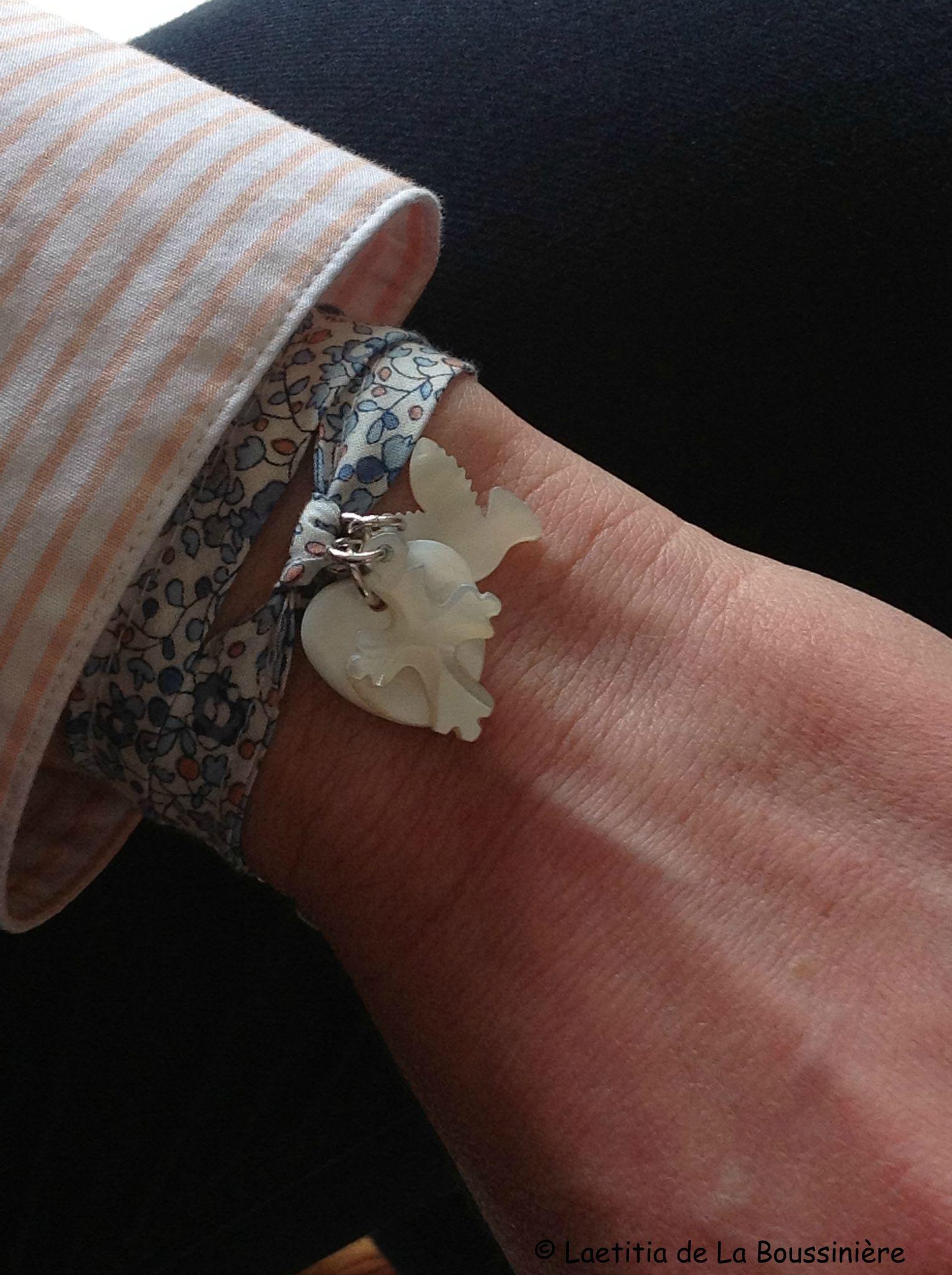 Le bracelet Sainte Trinité d'Haude