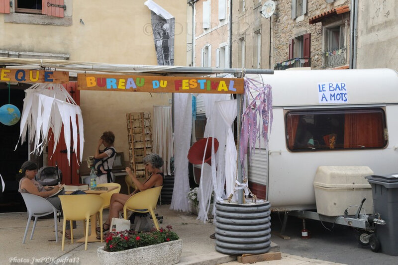 Photos JMP©Koufra 12 - Le Caylar - Festival - Le Bar à mots - 26072019 - 0010