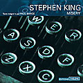 Misery, de stephen king