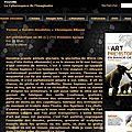 L'art préhistorique en bd - yozone