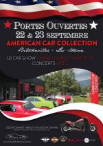 10-Portes Ouvertes American Car Collection BITSCHWILLER-les-THANN