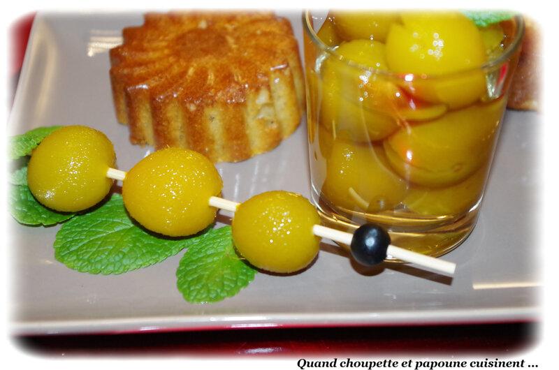 gâteau yaourt à la crème de marrons-7278