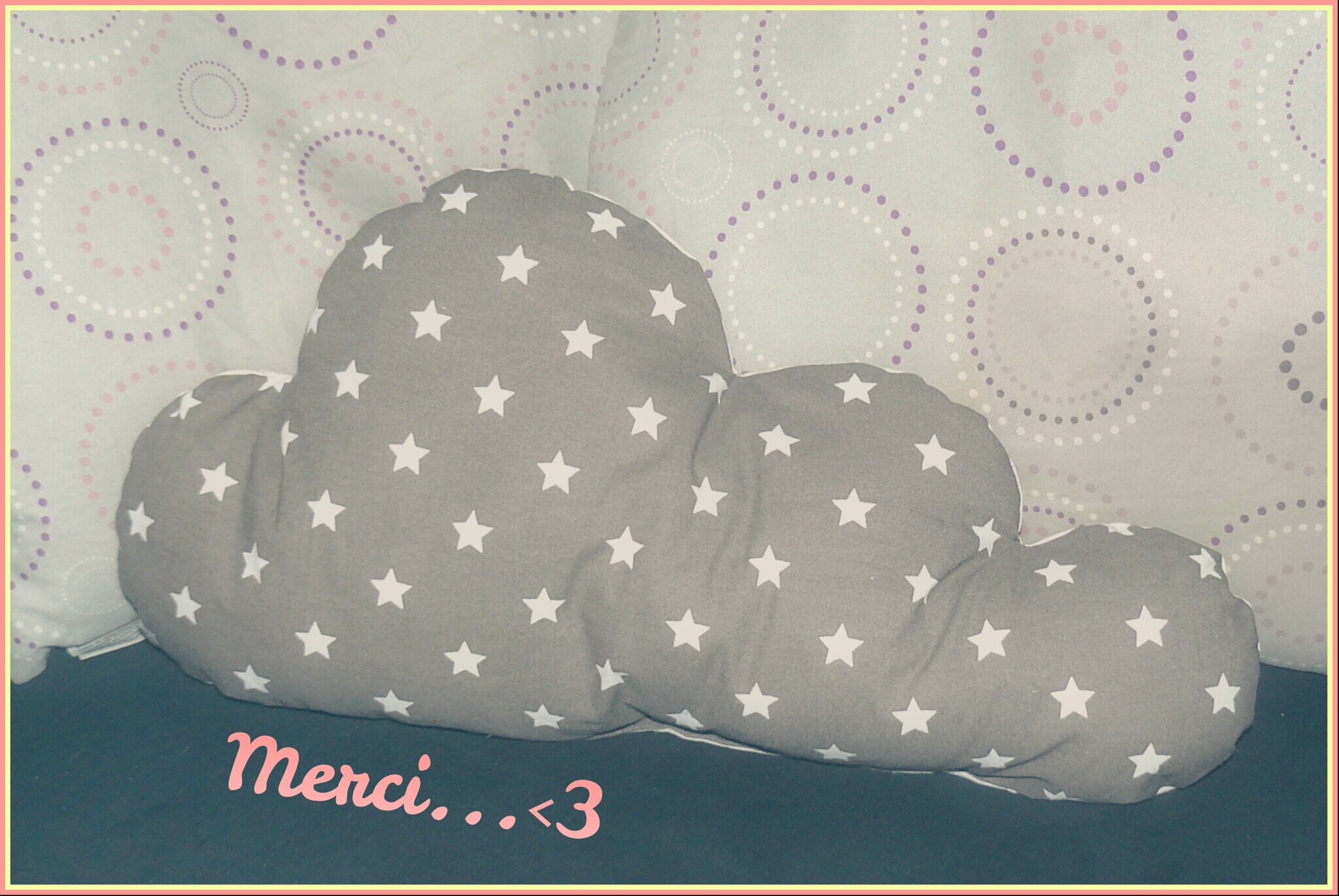 Nuage chez The little miss perfect