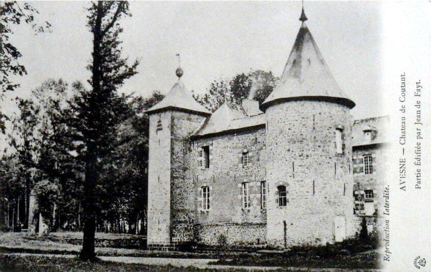 AVESNOIS-Château de Coutant (2)