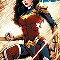 New 52 : wonder woman