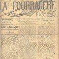La Fourragère, n° 2 des 16-31 décembre 1917.