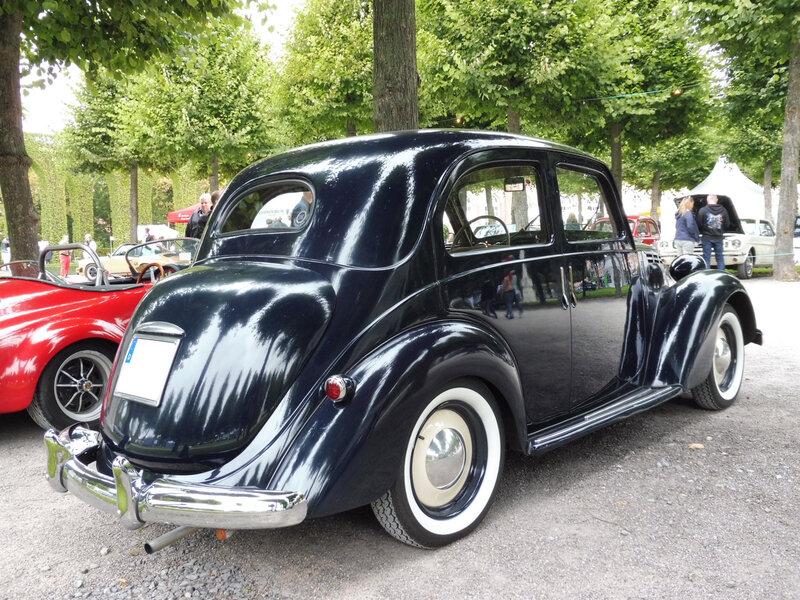 FIAT 1500E berlina Schwetzingen (2)