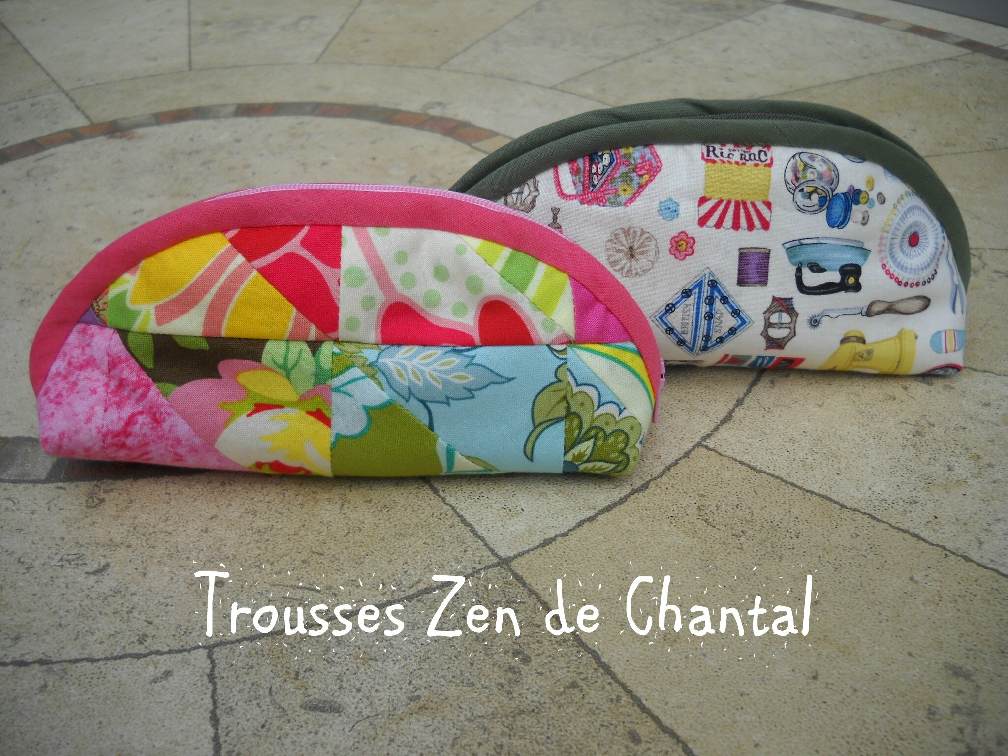 trousse Zen 88 Chantal