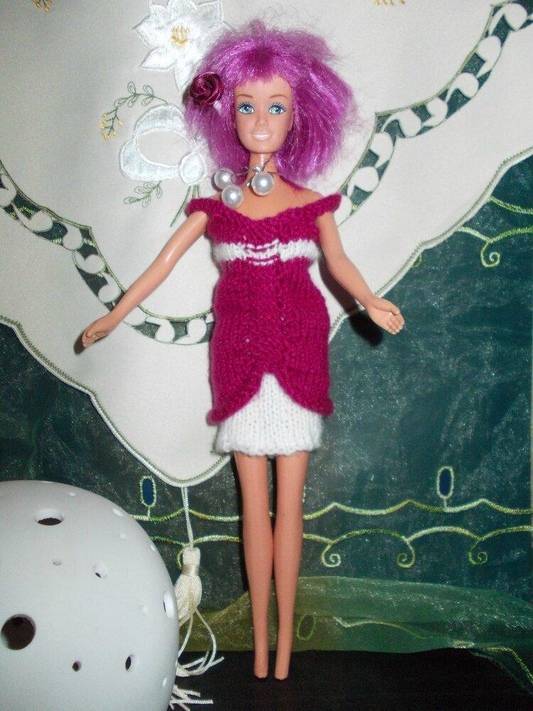 Barbie en tenue légère