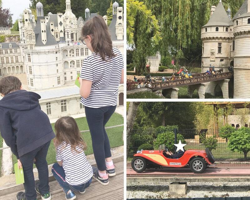 Parc des Mini châteaux ©Kid Friendly