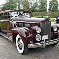 Cadillac series 75 convertible sedan fleetwood 1938