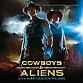 Bande originale : cowboys & aliens