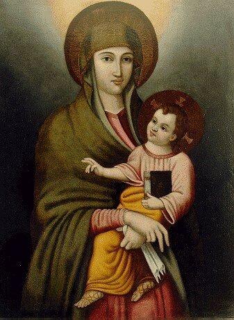 Madonna-con-bambino--