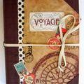 Atelier Livre de voyages - par Laura Rodriguez et Valérie P.