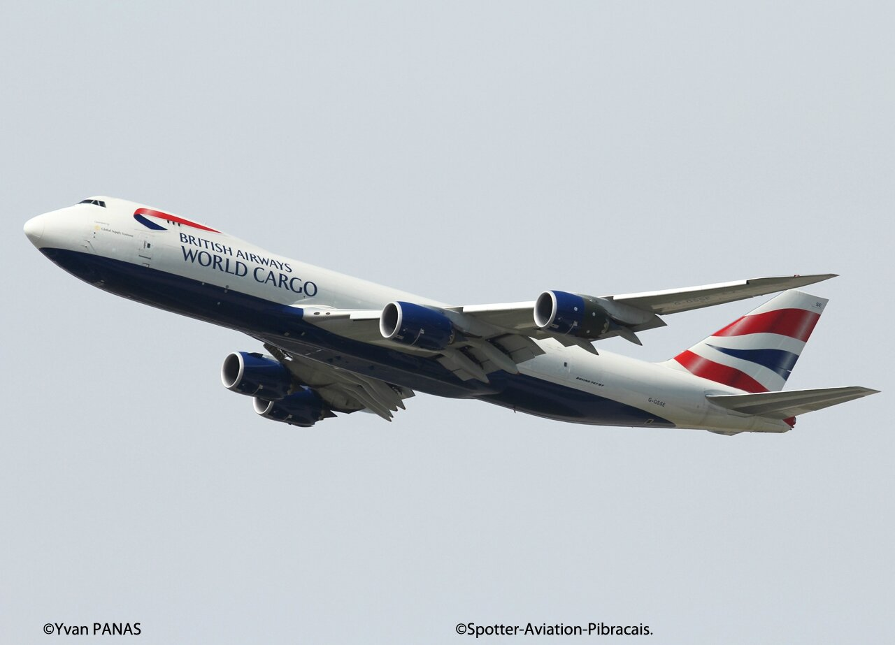 British Airways World Cargo(Global Supply Systems)