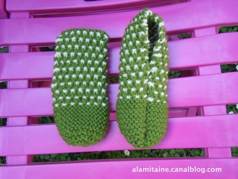 chaussons quebec31
