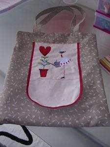 Le sac shopping de Caroline