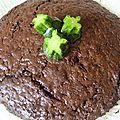 gâteau au chocolat et aux courgettes 001