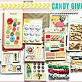 Scrapfriends candy giveaway!
