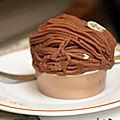 L'heure du goûter chez angélina : chocolat chaud, mont-blanc et autres péchés mignons