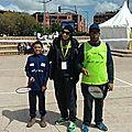Badminton et Poutchi ; journée des droits des femmes à Marrakech