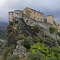 Corse - découverte de la ville de corte et sa fabuleuse citadelle