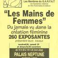 Les mains de femmes, édition 2008