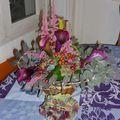Bouquet créatif d'automne