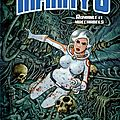Infinity 8, tome 1