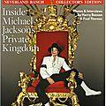 Inside michael jackson's private kingdom - architectural digest, novembre 2009