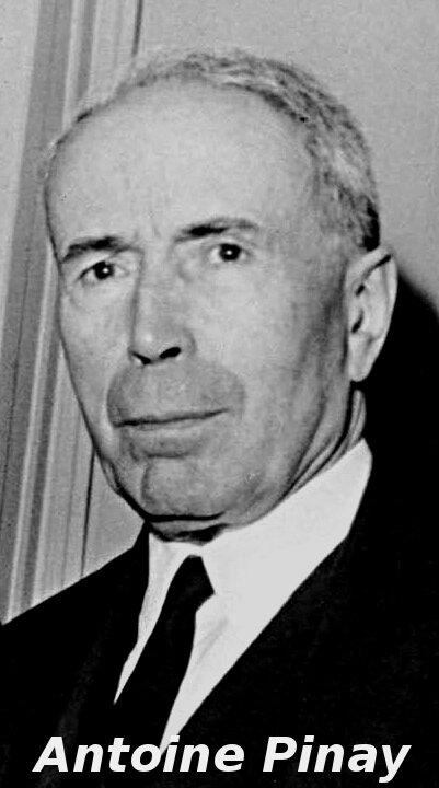 1958-Antoine Pinay
