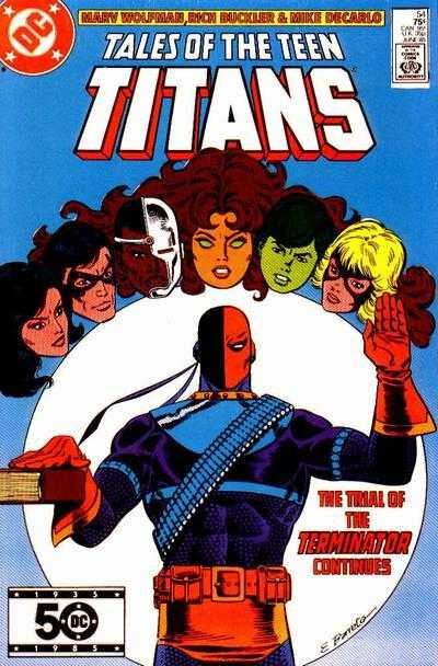 tales of the teen titans 54