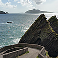 Road trip sur la wild atlantic way - péninsule de dingle