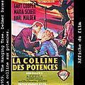 [ciné 1959] un triangle de jalousie autour d'une montagne d'or