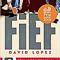 Fief de david lopez : issn 2607-0006
