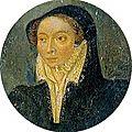 Marie gaudin, première maitresse de françois ier