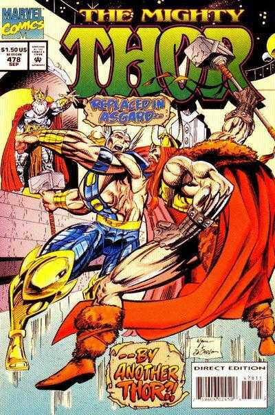 mighty thor 1966 478