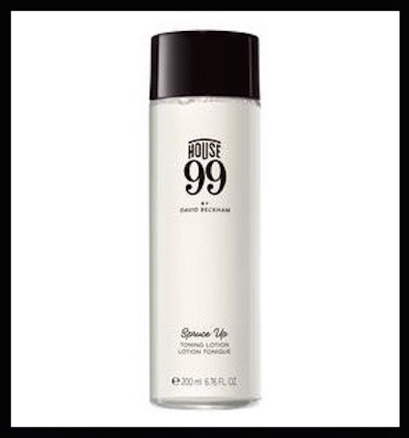 house 99 by david beckham lotion tonique