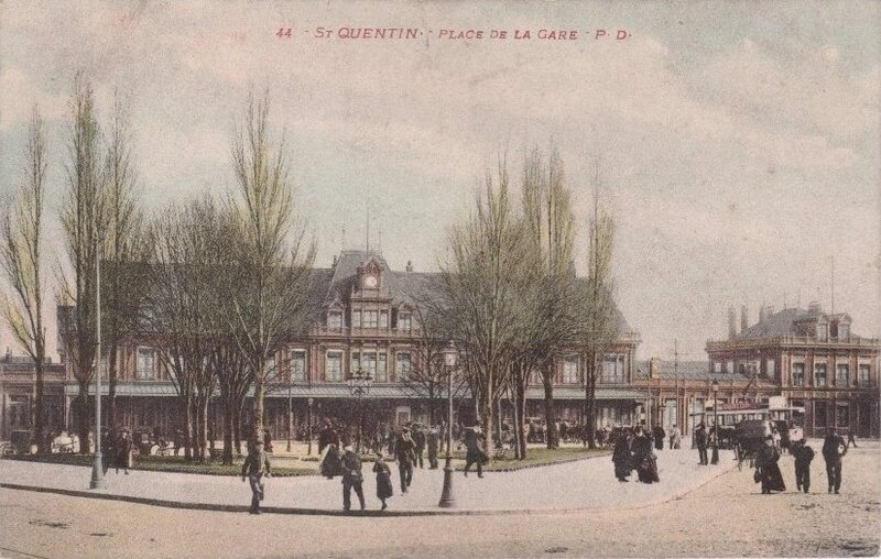 st quentin ancienne gare