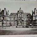 Maisons Laffitte - le chateau (datée 1946)