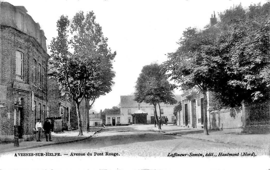 AVESNES-Avenue du Pont Rouge1