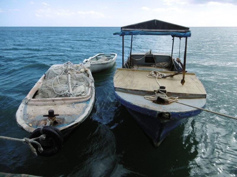 Pêcheurs à Cayo Guayo (11)