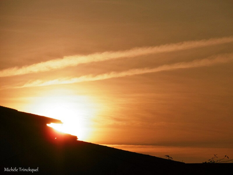 Lever de soleil 300818
