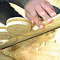 CAP ébéniste,Comment Sculpter,Comment dessiner,Conservatoire Dynamique des Gestes Techniques,arts appliqués en architecture d'intérieur,