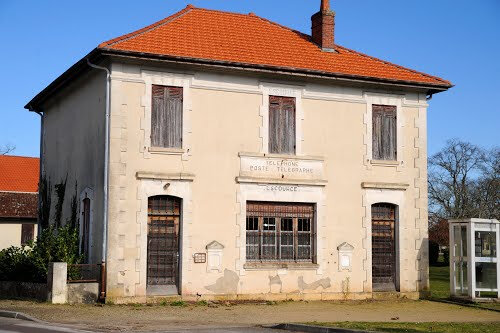 Photo-ancienne-poste-escource-landes