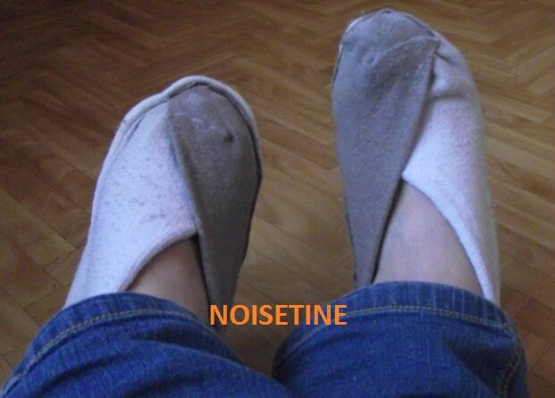 chaussons chaussette
