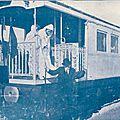 1928, année du chemin de fer à marrakech