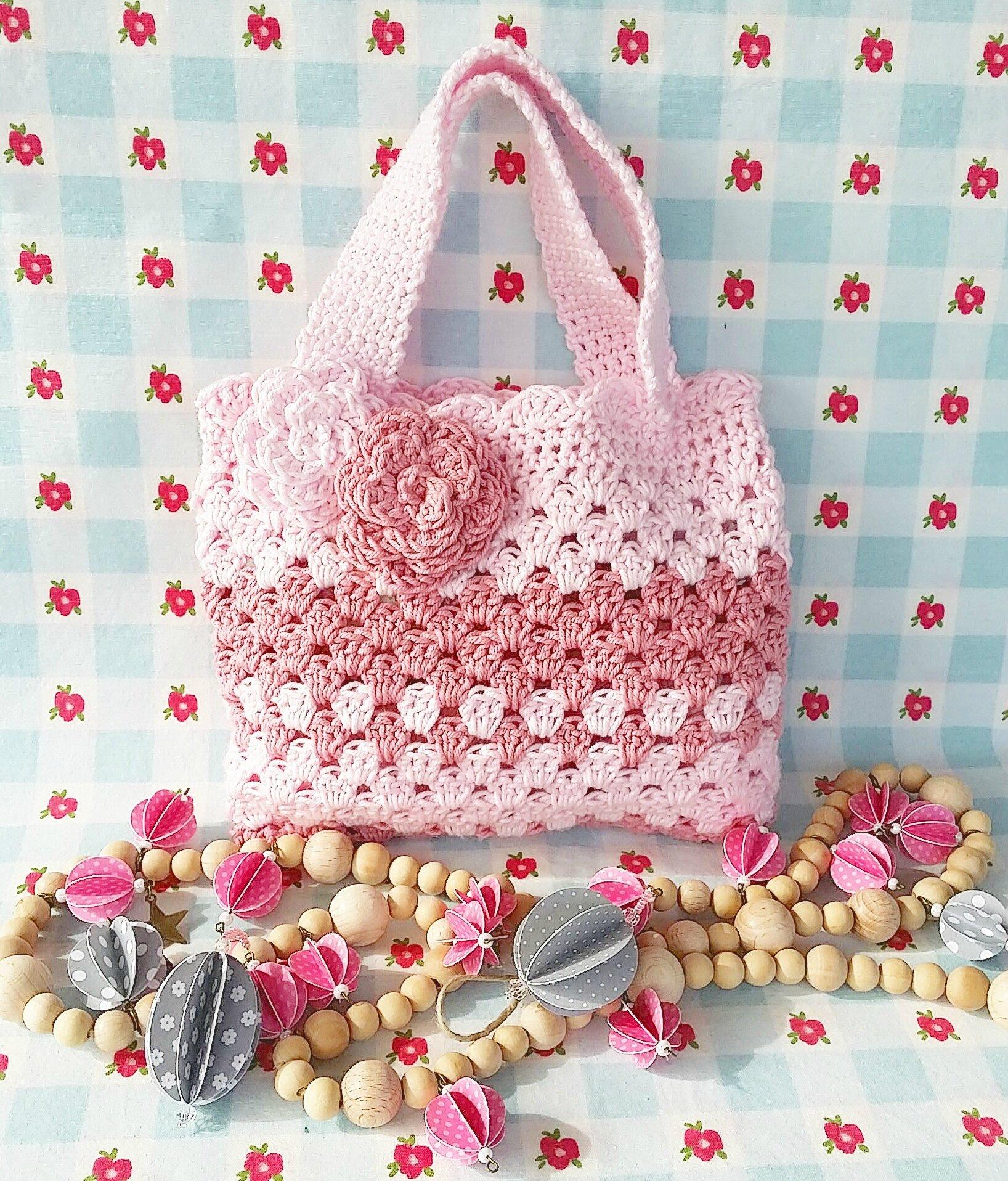 crochet sac vanillejolie