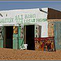 Ville de atar en mauritanie