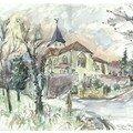 Plappeville : église